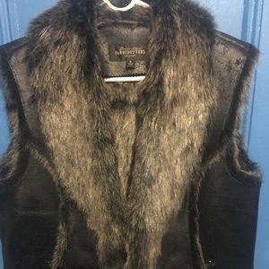 Fabulous furs chic vest